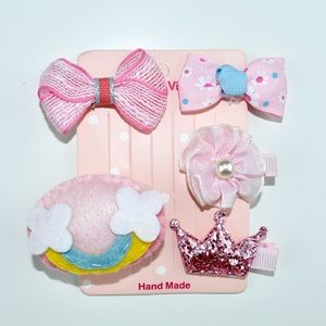 Hair Accessories for Baby Girls